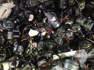 двигатели для кондицонеров