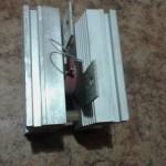 Тиристоры на радиаторах 1200р шт